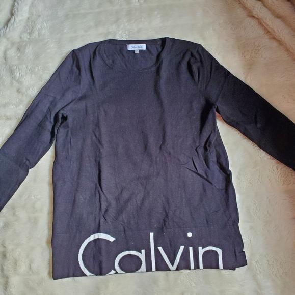 Soft Calvin Klein sweater